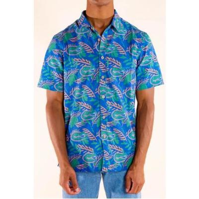 Florida Tellum and Chop Hawaiian Shirt