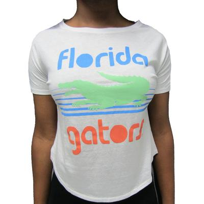 Florida Lauren James Retro Ski Crop Top