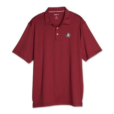 Florida State Johnnie-O Men's Birdie Polo