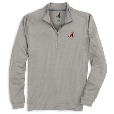 Alabama Johnnie-O Men's Flex 1/4 Zip Pullover