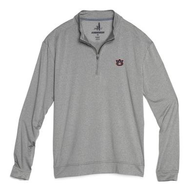 Auburn Johnnie-O Men's Flex 1/4 Zip Pullover