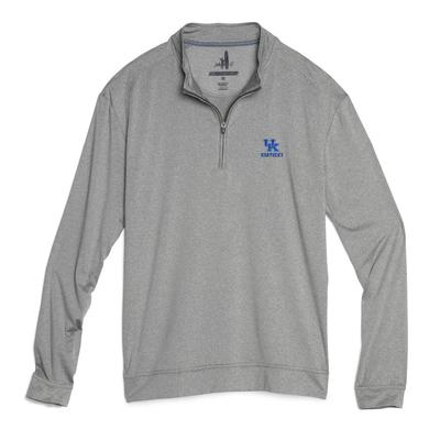Kentucky Johnnie-O Men's Flex 1/4 Zip Pullover