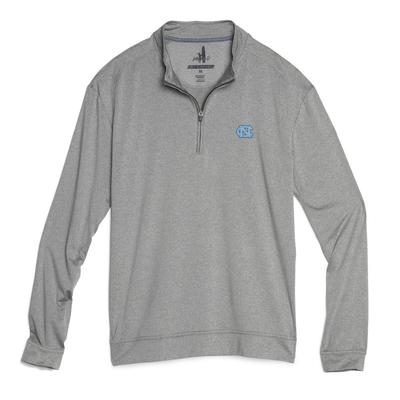 North Carolina Johnnie-O Men's Flex 1/4 Zip Pullover