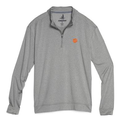 Clemson Johnnie-O Men's Flex 1/4 Zip Pullover