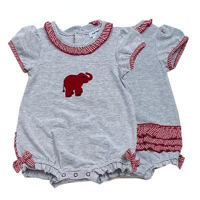 Alabama Ishtex Infant Girl Romper