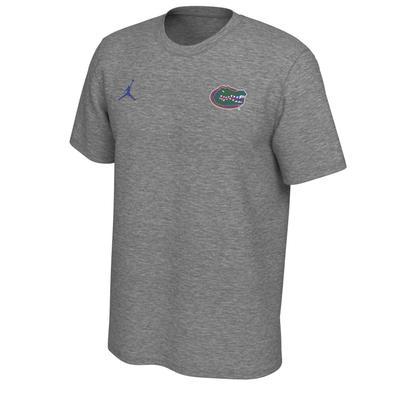Florida Jordan Brand Short Sleeve Dri-FIT Logo Tee