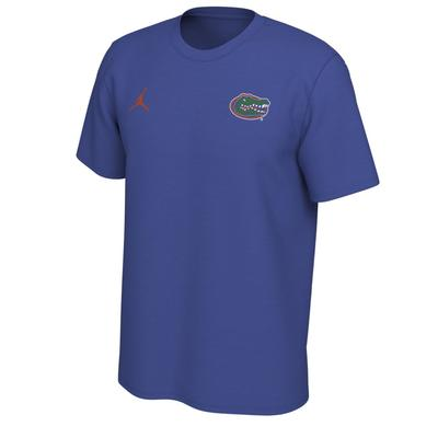 Florida Jordan Brand Short Sleeve Dri-FIT Logo Tee
