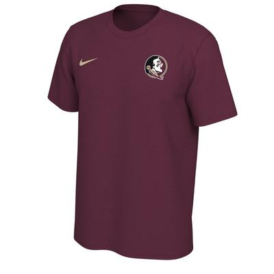 Florida State Nike Short Sleeve Dri-FIT Logo Tee