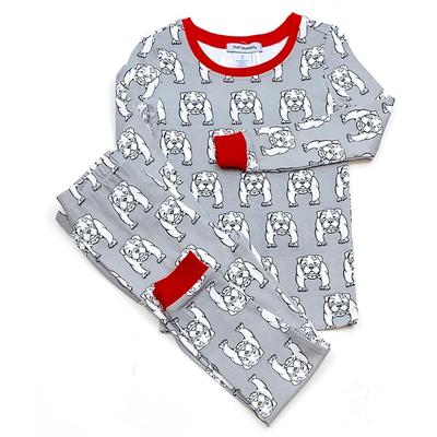 Georgia Ishtex Toddler Printed Pajama Set