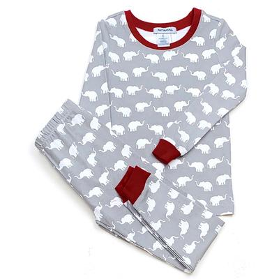 Alabama Ishtex Toddler Printed Pajama Set