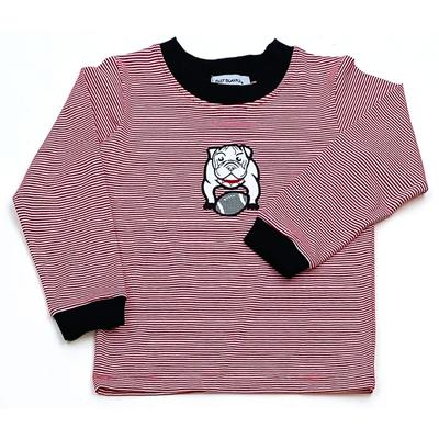 Georgia Ishtex Toddler Long Sleeve Shirt