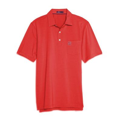 NC State Johnnie-O Men's Harvey Pocket Polo