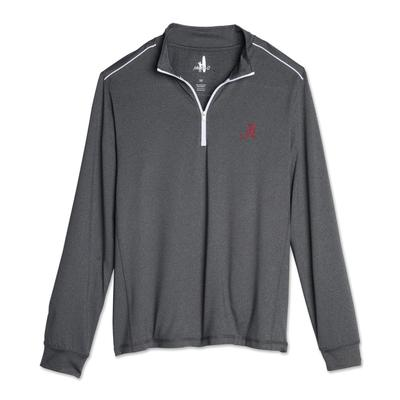 Alabama Johnnie-O Men's Lammie 1/4 Zip Pullover