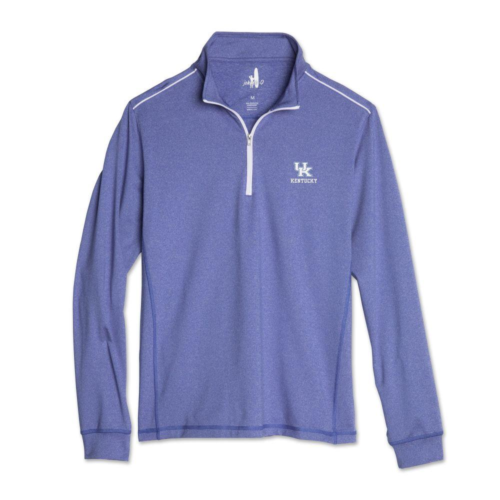 Kentucky Johnnie- O Men's Lammie 1/4 Zip Pullover