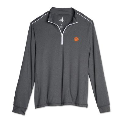 Clemson Johnnie-O Men's Lammie 1/4 Zip Pullover