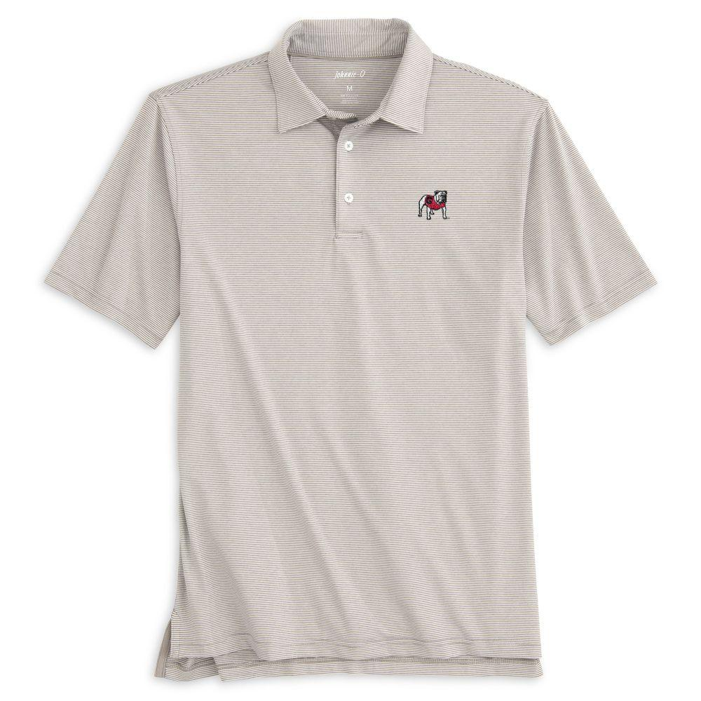 Georgia Johnnie- O Men's Lyndon Polo
