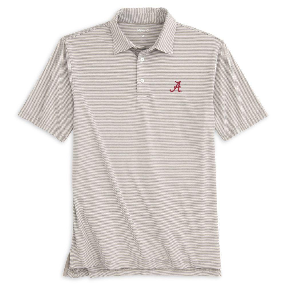 Alabama Johnnie- O Men's Lyndon Polo