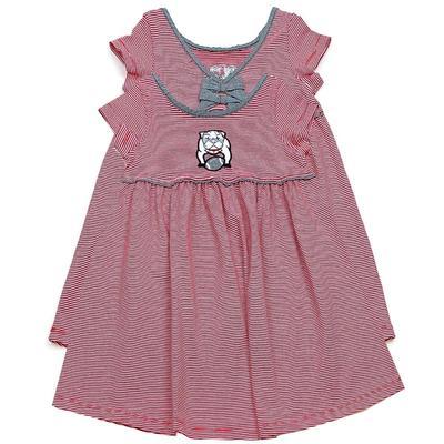 Georgia Ishtex Bulldog Dress