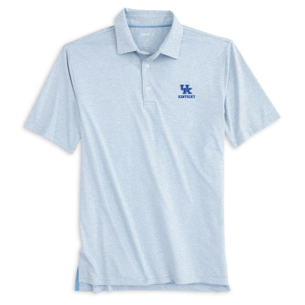 Kentucky Johnnie- O Men's Lyndon Polo