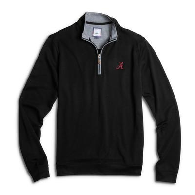 Alabama Johnnie-O Men's Sully 1/4 Zip Pullover