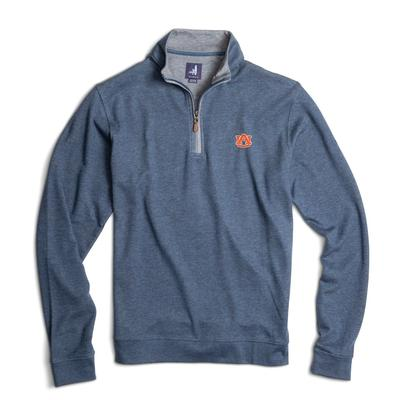 Auburn Johnnie-O Men's Sully 1/4 Zip Pullover