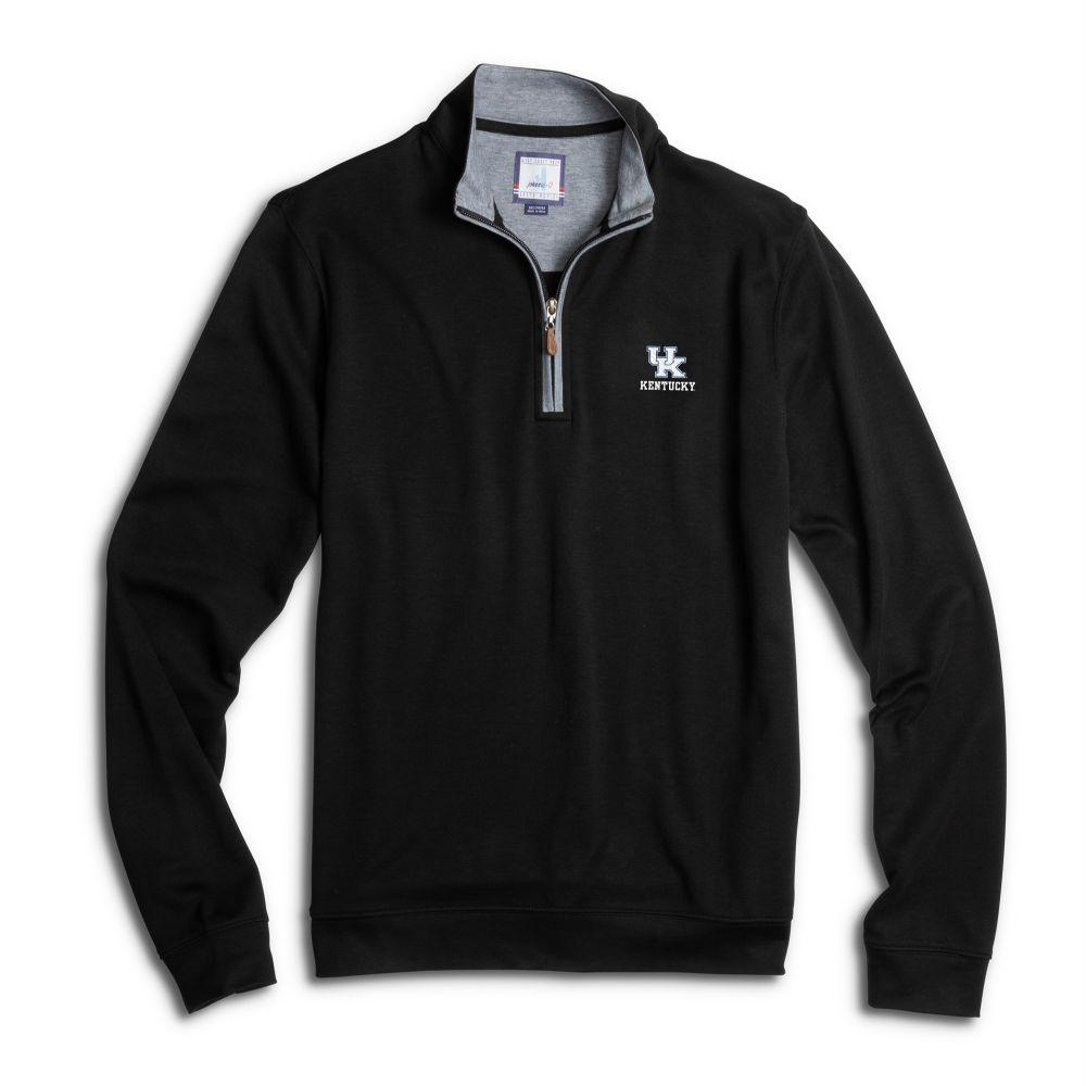 Kentucky Johnnie- O Men's Sully 1/4 Zip Pullover