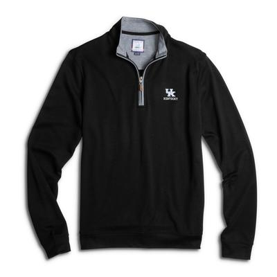 Kentucky Johnnie-O Men's Sully 1/4 Zip Pullover