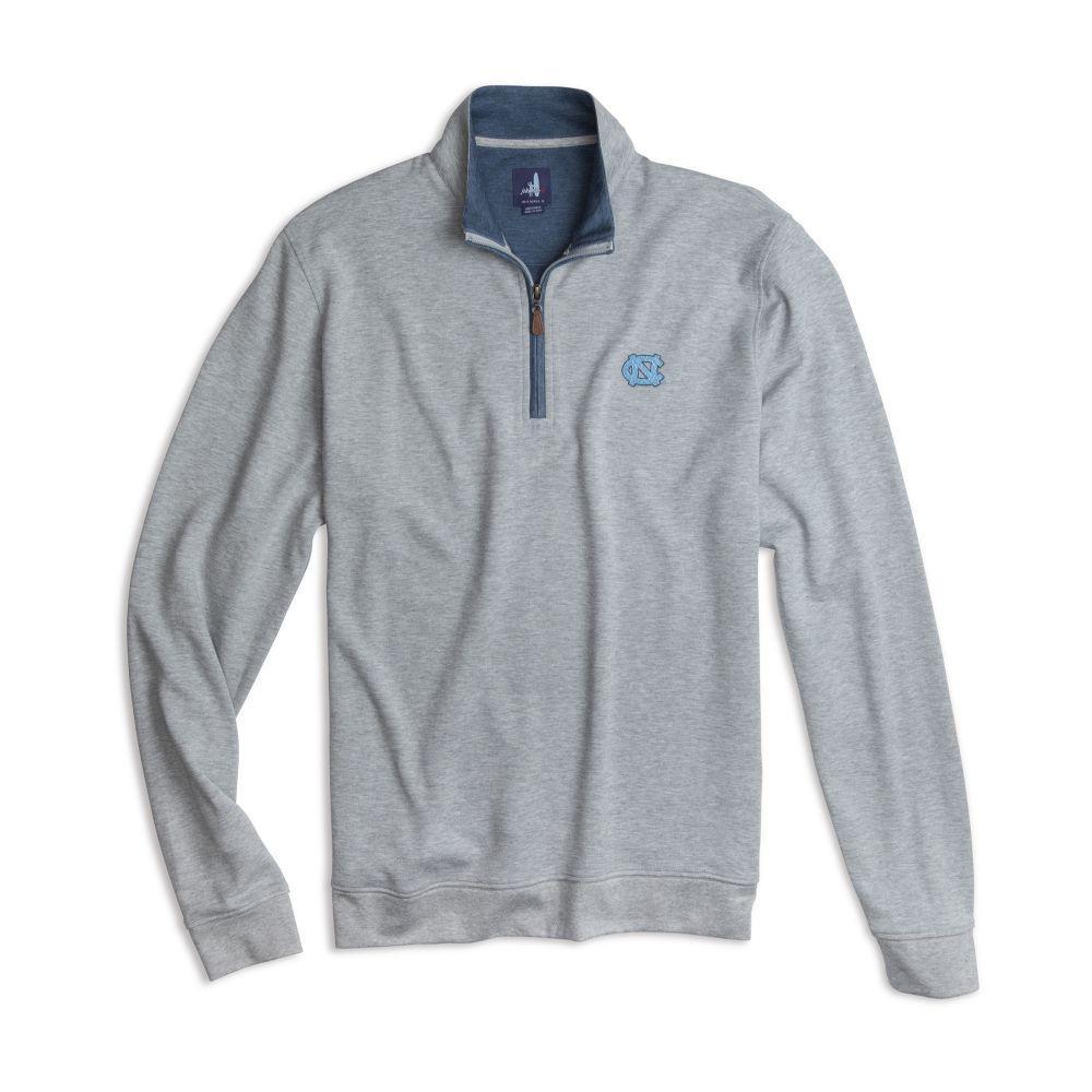 North Carolina Johnnie- O Men's Sully 1/4 Zip Pullover