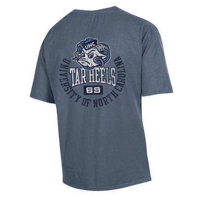 North Carolina Tar Heels Circle Comfort Wash Pocket Tee