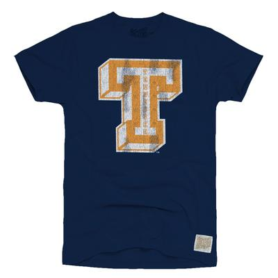 Tennessee Retro Brand Youth 3D Tee