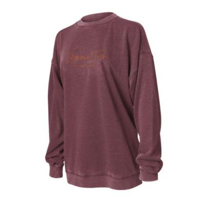 Virginia Tech Campus Crew Sweatshirt