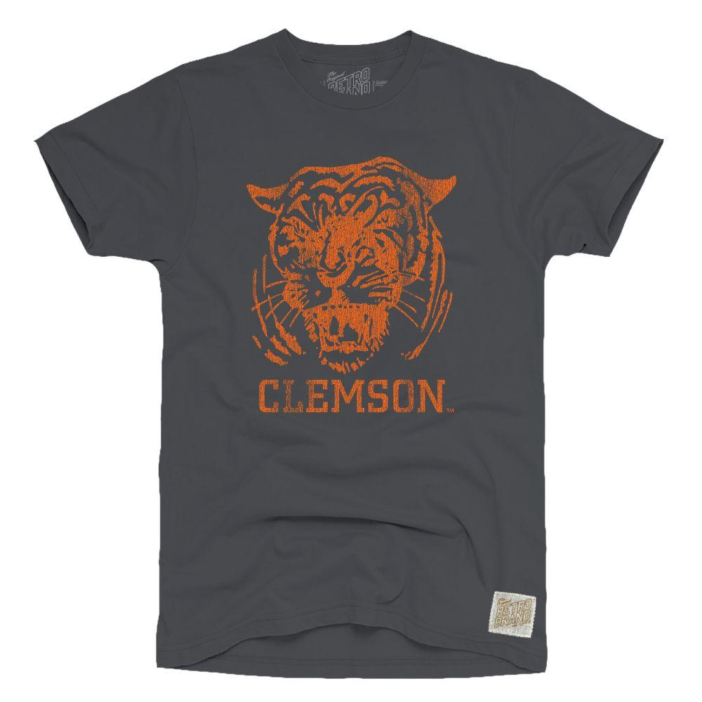 Clemson Retro Brand Youth Tiger Tee