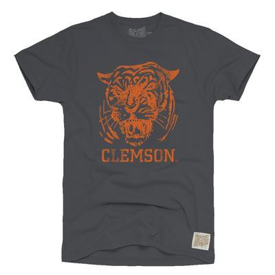 Clemson Retro Brand Youth Tiger Tee