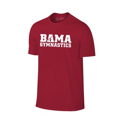 Alabama Women's Gymnastics Tee Shirt