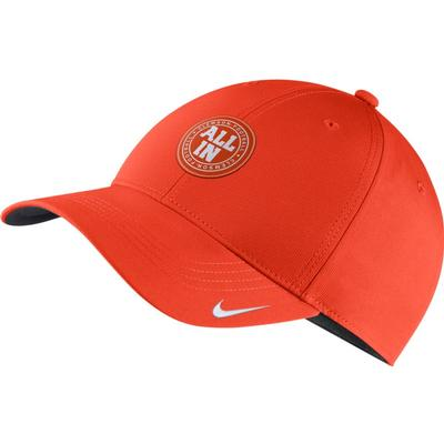 Clemson Nike L91 Dry Rivalry Hat