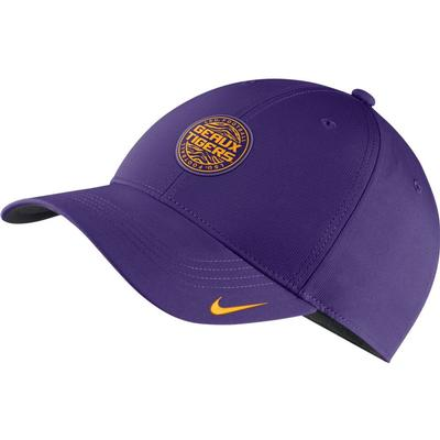 LSU Nike L91 Dry Rivalry Hat