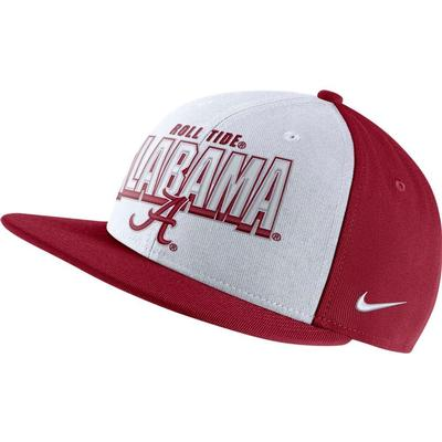 Alabama Nike Pro Rivalry Snapback Hat