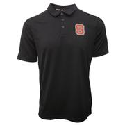 Nc State Adidas Coaches Game Mode Polo