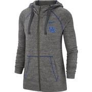 Kentucky Nike Vintage Gym Full Zip Hoodie