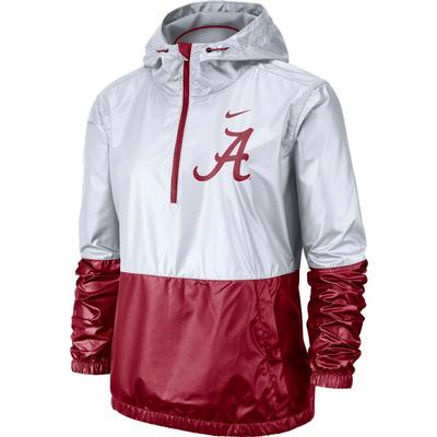 Alabama Nike Women's Anorak Jacket