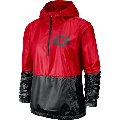 Georgia Nike Women's Anorak Jacket