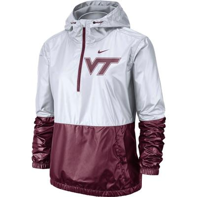 Virginia Tech Nike Women's Anorak Jacket
