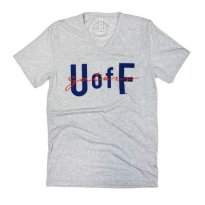 Florida Kickoff Couture U of F Iconic V-Neck Tee