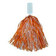 Orange And White Paddle Shaker