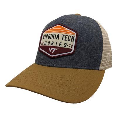 Virginia Tech Wild One Trucker Hat