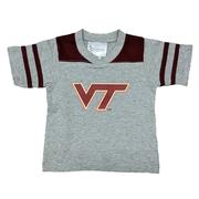 Virginia Tech Toddler Football Style T- Shirt