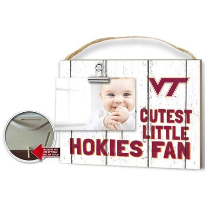 Virginia Tech Cutest Hokie Photo Holder
