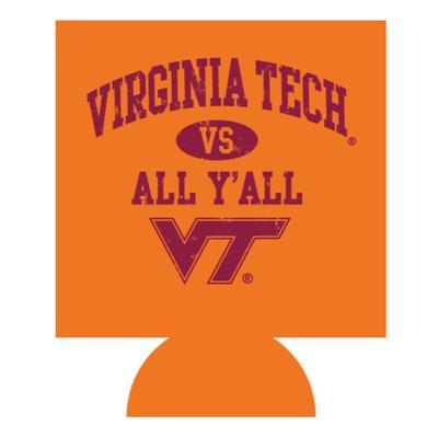 Virginia Tech Vs. All Y'all Can Hugger