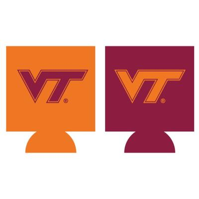 Virginia Tech Logo Can Hugger