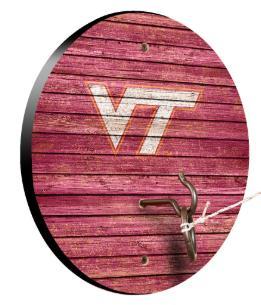 Virginia Tech Ring Toss Game